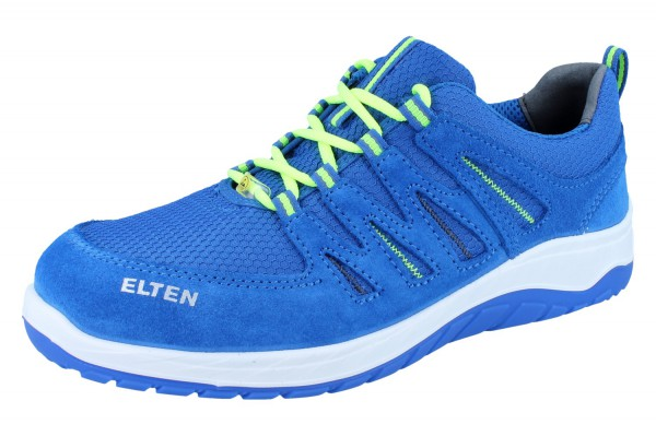 ELTEN Maddox blue Low ESD S1P blau