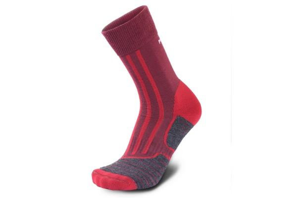 MEINDL MT2 Lady Trekking Socken aubergine