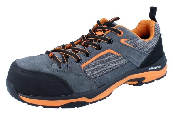 ALBATROS Workout Lo S1P ESD HRO SRC grey/orange