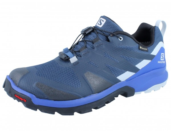 SALOMON XA Rogg GTX dark denim/black/pearl blue