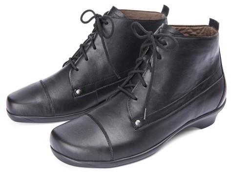 BÄR Schuhe Exquisit Agnes schwarz/Kalbnappa