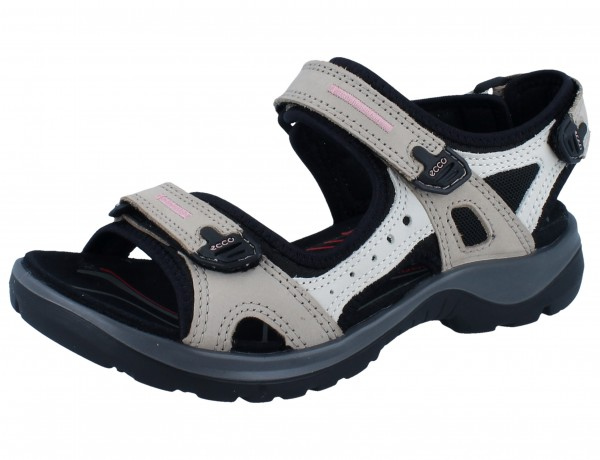 ECCO Women`s offroad Yucatan atmosphere/ice w./black/Nubuk