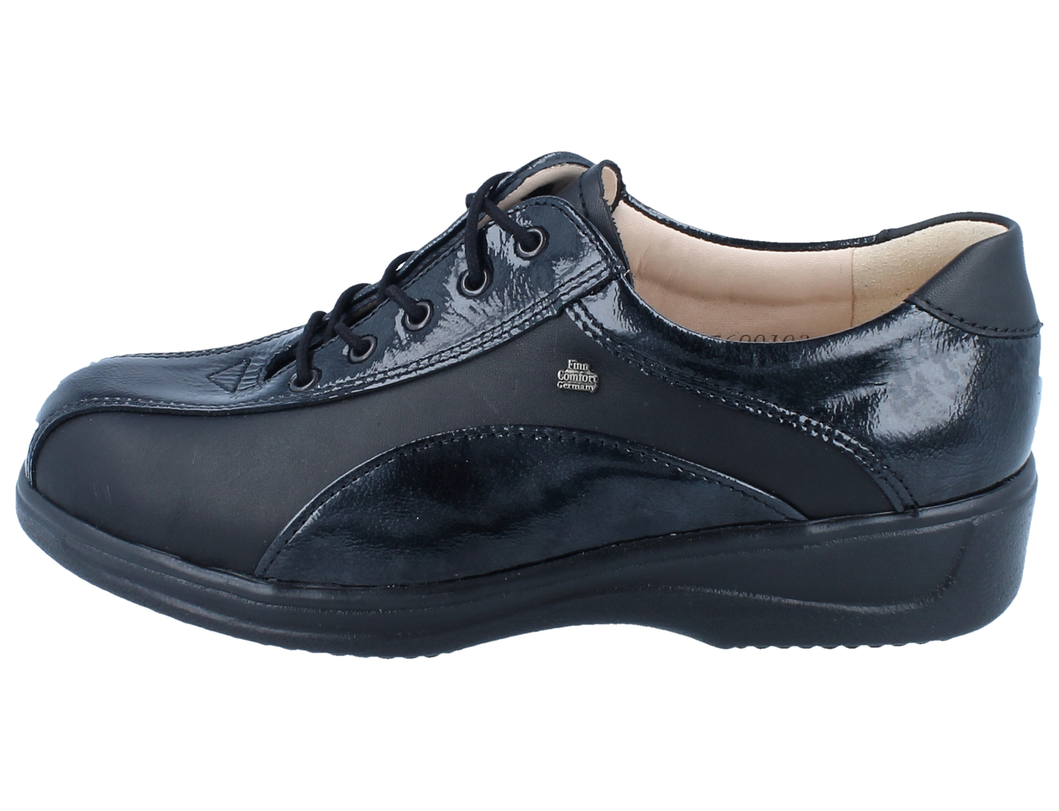 FinnComfort ALMERIA schwarz gesund + bequem Schuh für Damen