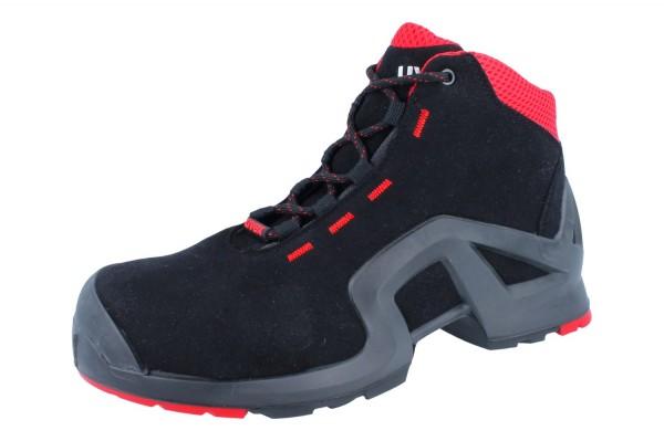 UVEX 1 x-tendend support Stiefel 8517.2 S3 SRC schwarz