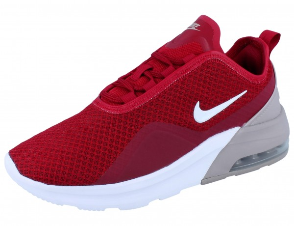 NIKE WMNS Air Max Motion 2 noble red/white-pumice