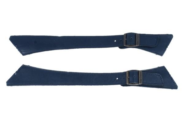 FINN COMFORT Fersenriemen dunkelblau/Nappa Paar