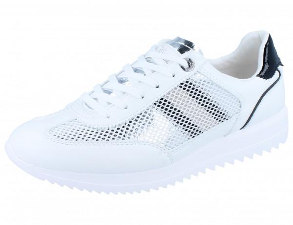 S.OLIVER 23607-24-110 Sneaker weiß combi