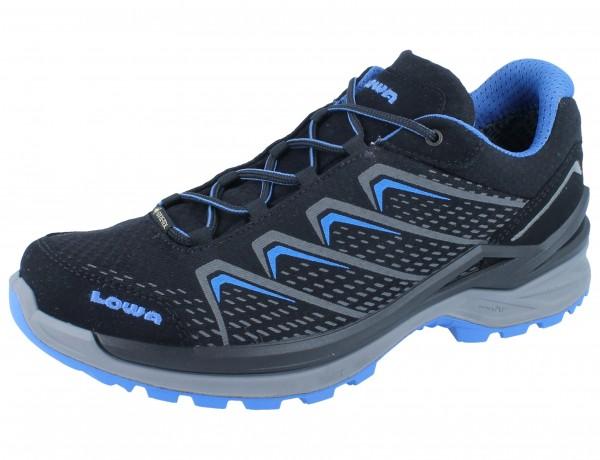 LOWA Ferrox Pro GTX Lo schwarz/blau
