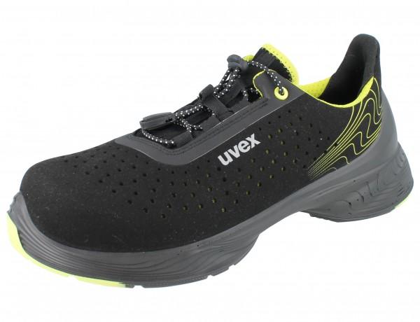 UVEX 1 G2 Halbschuh 6843.8 S1 SRC schwarz