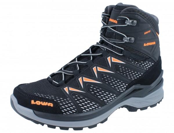 LOWA Innox Pro GTX Mid schwarz/orange