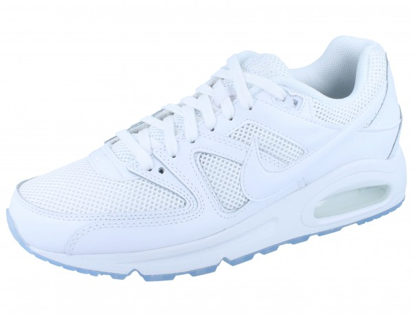 NIKE Air Max Command white/white Leder/Textil