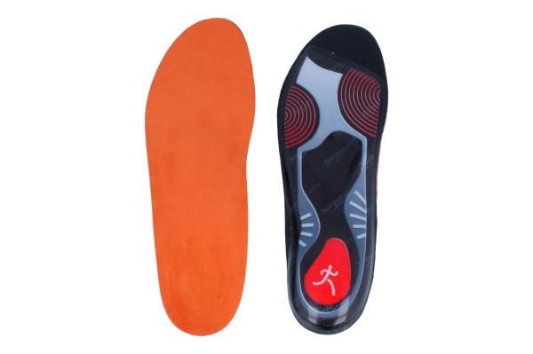 SCHEIN Novaped Sports Laufen Einlegesohle breit schwarz