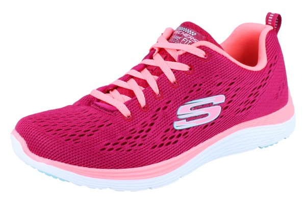 SKECHERS Relaxed Fit Valeris-Backstage Pass pink