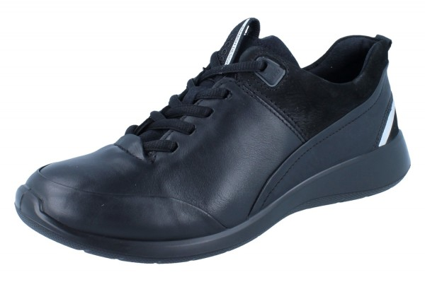 ECCO Soft 5 Droid/Chagall black/black