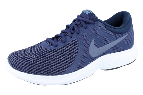 NIKE Revolution 4 Herren neutral indigo/light carbon