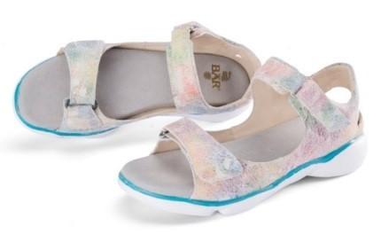 BÄR Schuhe Classic Tamika multicolor/bedrucktes Rindvelours
