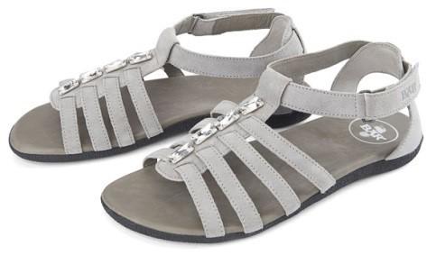 BÄR Schuhe Classic Elenor hellgrau/Kalbvelours