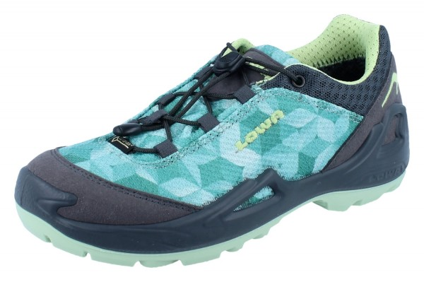 LOWA Ticino GTX Lo Junior jade/mint