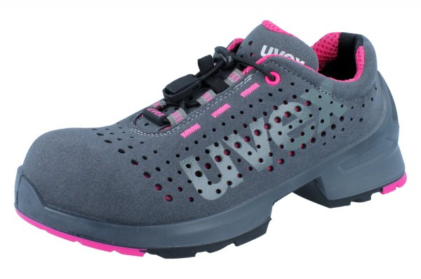 purchase cheap 2ff8f f6e30 UVEX 1 Ladies Halbschuh 8561.8 S1 SRC grau