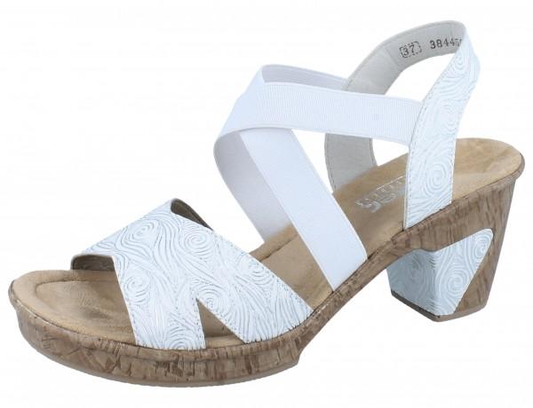 RIEKER 69720-80 Sandalette weiss