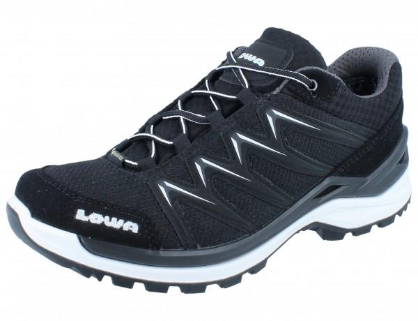 LOWA Innox Pro GTX Mid Ws schwarz/offwhite