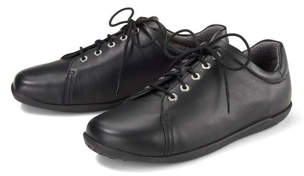 BÄR Schuhe Classic Zero schwarz/Kalbnappa