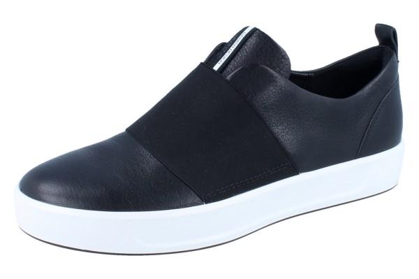 ECCO Damen Soft 8 Slip On Sneaker