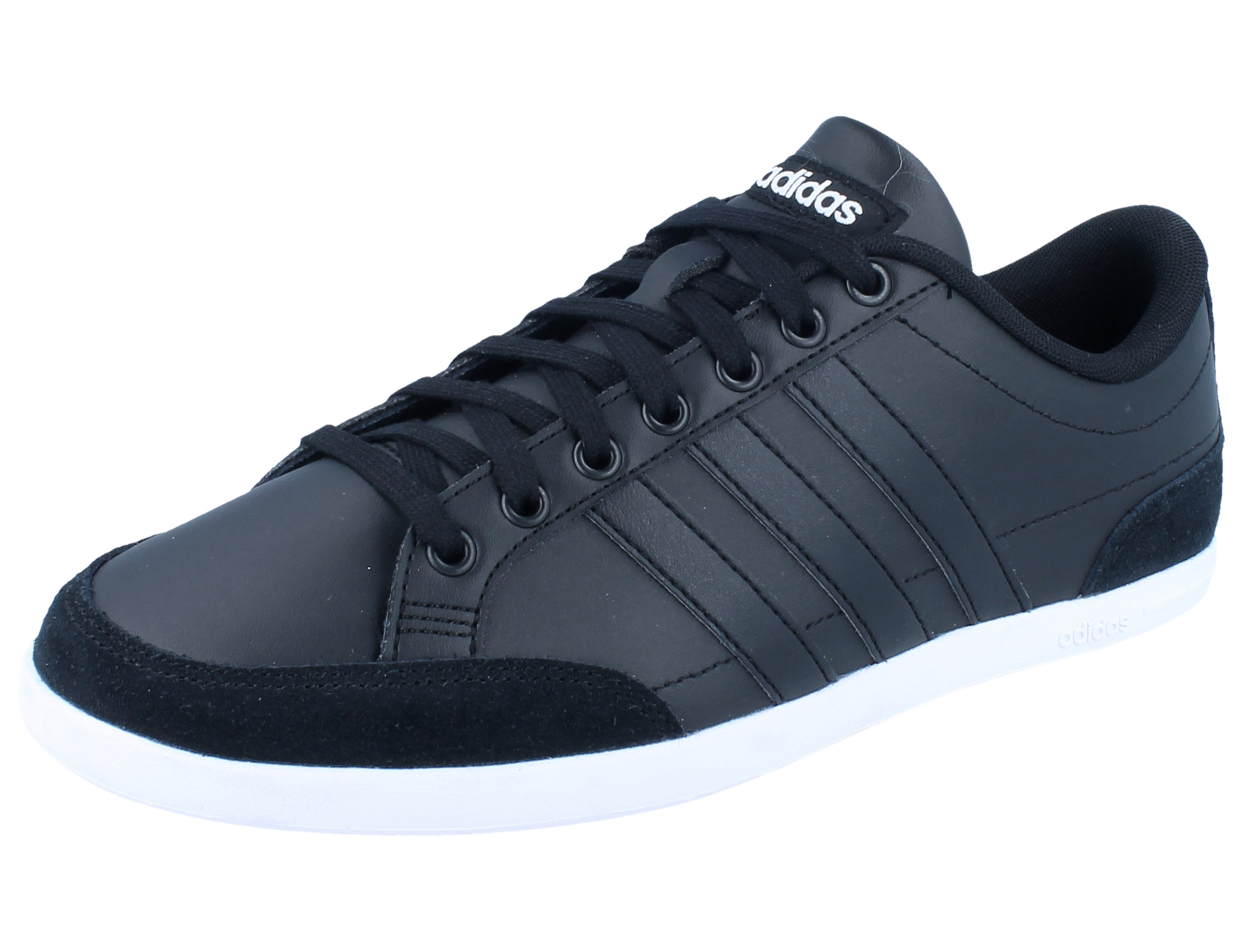 ADIDAS Caflaire black Leder