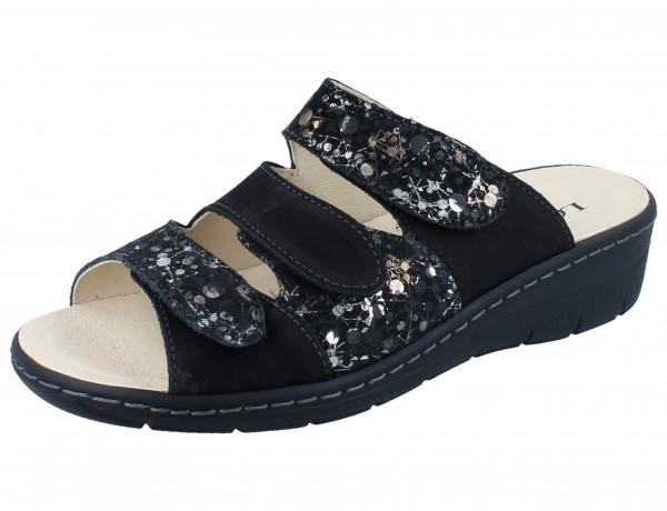 LONGO 1061250 schwarz platina/Leder