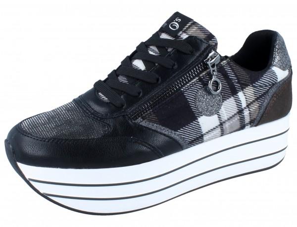 S.OLIVER 23642-35-098 Sneaker black kombi