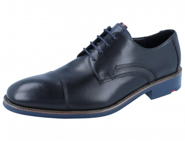 LLOYD Griffin schwarz/ozean Smart Calf