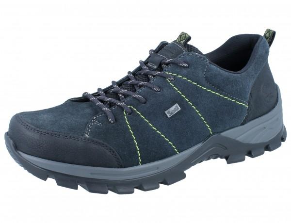 RIEKER Sneaker B6819-00 blau kombi