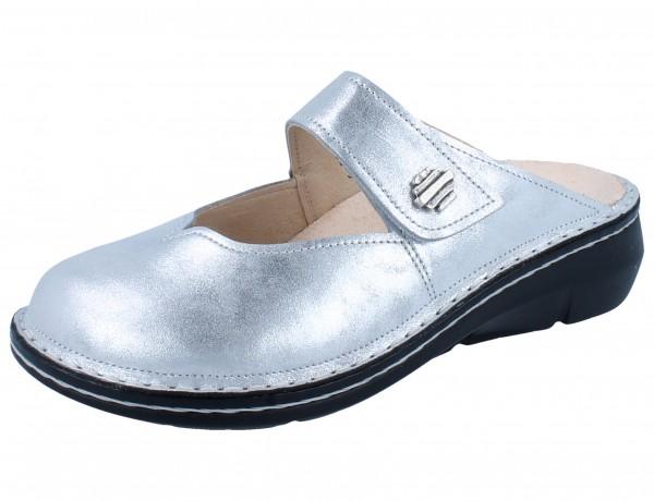 FINN COMFORT Roseau argento/Slide