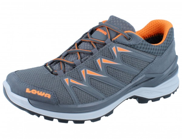 LOWA Innox Pro GTX Lo graphit/orange