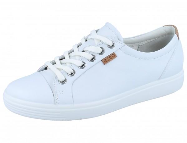ECCO Soft 7 W Ladies Droid white