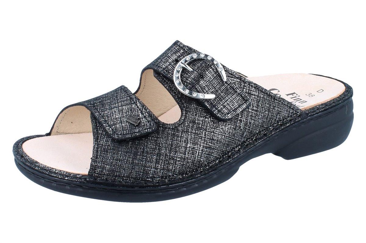 finn comfort mumbai lava doyle finncomfort pantoletten finn comfort schuherlebnis. Black Bedroom Furniture Sets. Home Design Ideas