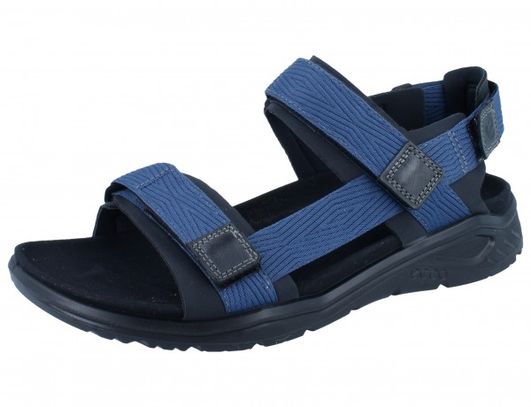 ECCO X-Trinsic Tome black/true navy/Textil