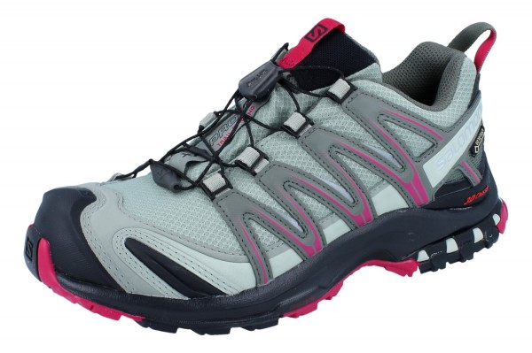 SALOMON XA Pro 3D GTX W shadow/black/sangria