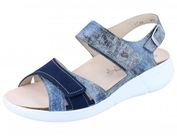 FINN COMFORT Nadi jeans/atoll Hippie/Nubuk