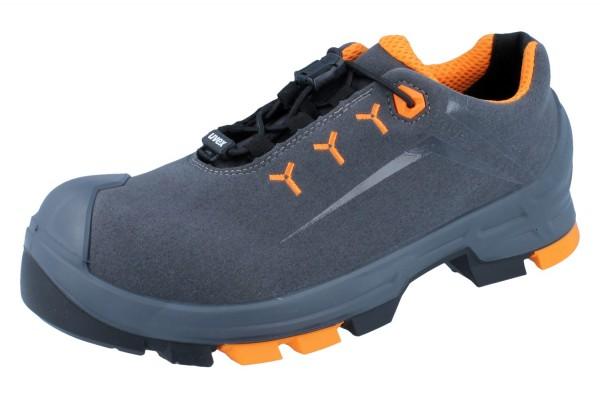 Uvex2 sicherheitshalbschuh 6504.8 sRC s2 - - Grau/Orange, 46