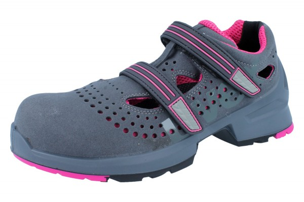 buy popular 11a5c 361f6 UVEX 1 Ladies Sandale 8560.8 S1 SRC grau