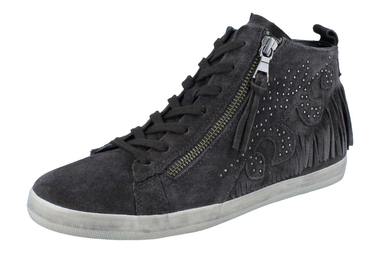 GABOR Comfort Basic 56.425.49 Velour Sik Grau dark Grau Sik (Micro 4bf71f
