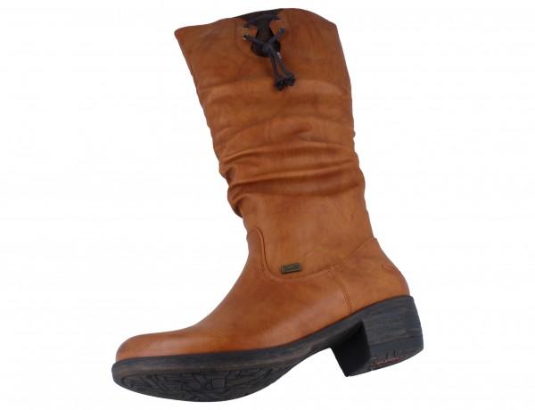 RIEKER 93161-24 Stiefel braun
