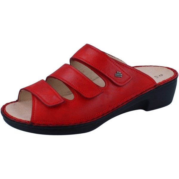 FINN COMFORT Canzo red/Kennedy
