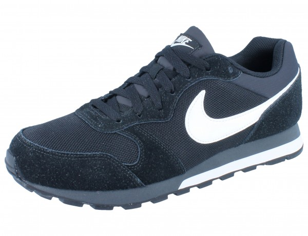 NIKE MD Runner 2 black/white-antracite
