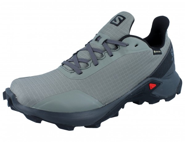 SALOMON Alphacross GTX castor gray/ebony/black