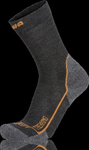 LOWA Socken Trekking anthrazit