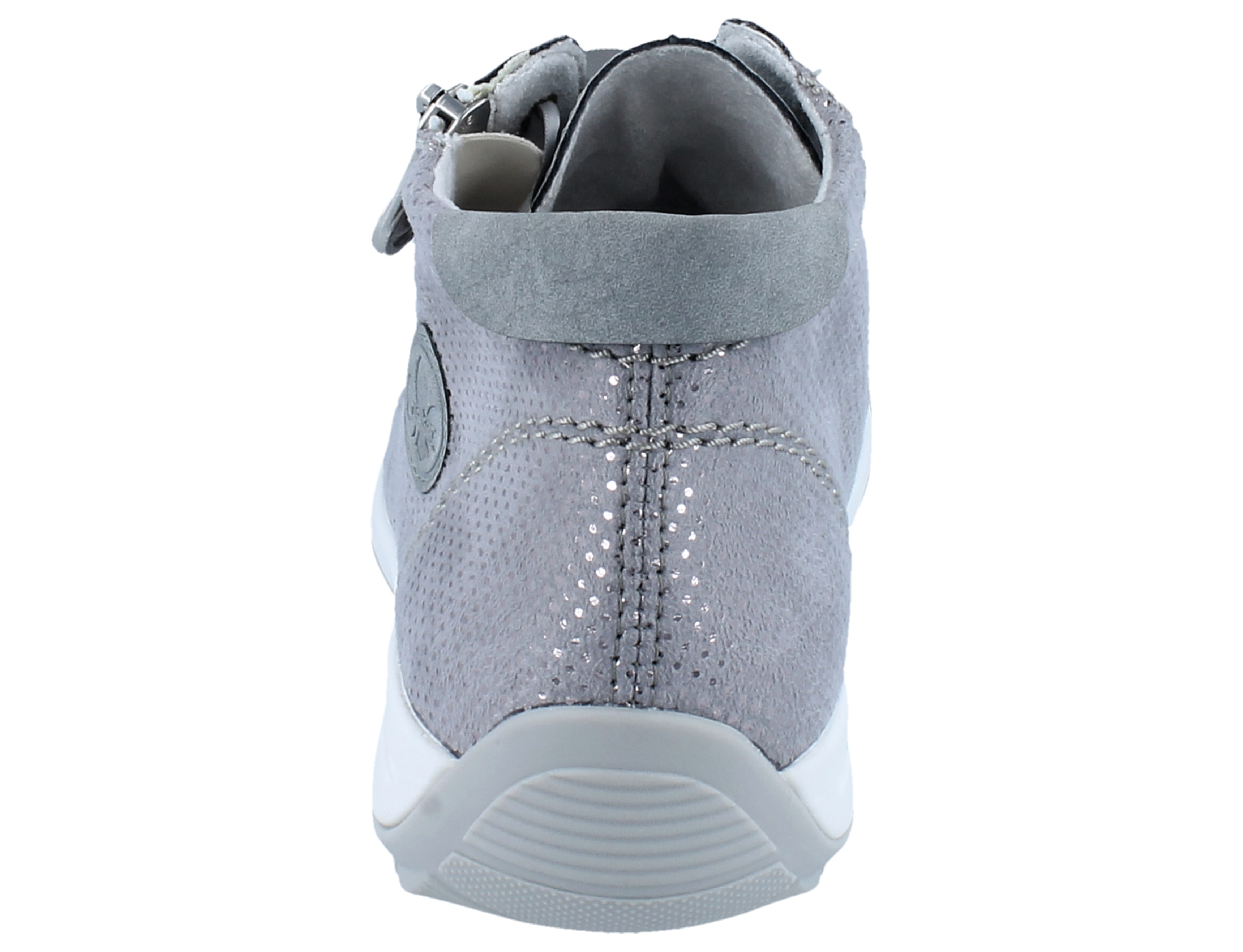 Rieker Damen Sneaker grau M3041 41