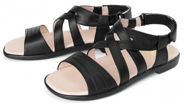 BÄR Schuhe Classic Eleni schwarz/Chevreau