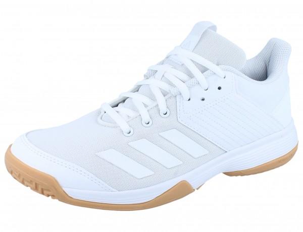 ADIDAS Ligra 6 white/white/gumm1